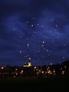 Nebeské lucerny