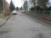 Oprava vozovky v ul. Tomanova a Březinova