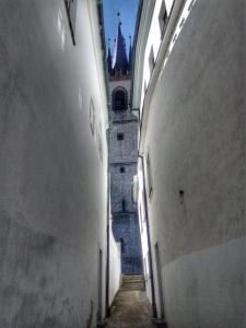 pohled z Pivovarské ul.