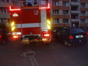 A 01, author: Hasičský záchranný sbor Ústeckého kraje požární stanice Louny