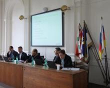 Informování zástupců samospráv o dostavbě D7