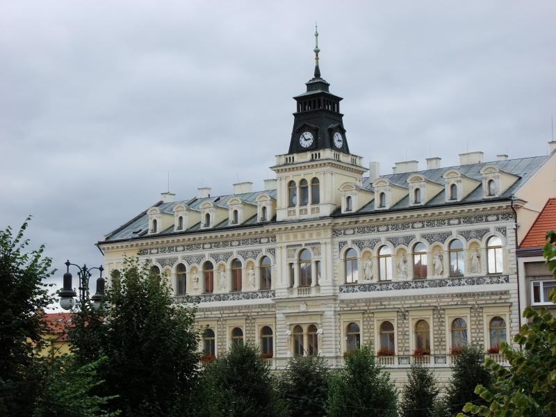 budova Mírové náměstí 35, obrázek se otevře v novém okně